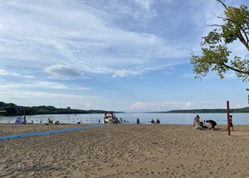 6 Fantastic Swimming Spots in the Hudson Valley