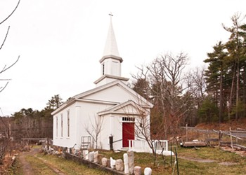 The Stolen Church of Glenford