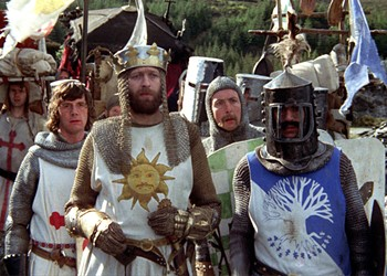 Monty Python and the Holy Grail Sing-A-Long