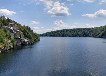 Hike & Swim in the Hudson Valley