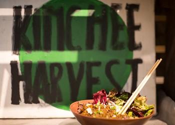Kimchee Harvest Kitchen Responds to the Seasons