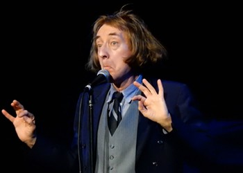 Emo Philips at the Beverly on October 19