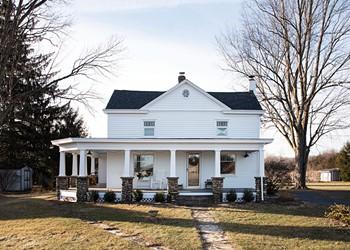 Make, Thrift, Mend Founder Katrina Rodabaugh's Germantown Homestead