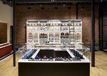 Dope Design: The Emerging Dispensary Design Sector