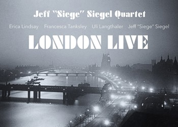 Album Review: Jeff Siegel | <i>London Live</i>