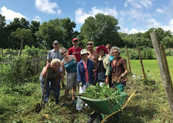 Community Gardens Help Neighbors Grow Together