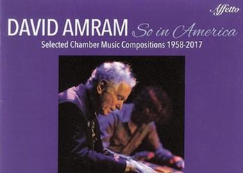 Album Review: David Amram | So in America