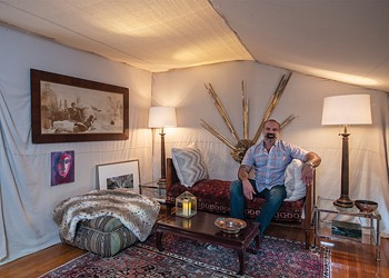 Kingston Design Connection Showhouse: Gabriel de la Portilla
