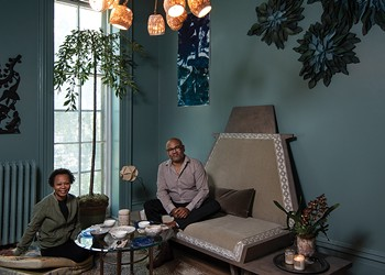 Kingston Design Connection Showhouse: Melvin Jones and Maryline Damour