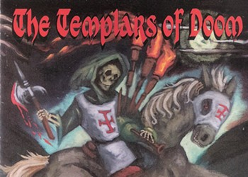 Album Review: The Templars of Doom | Hovels of the Holy