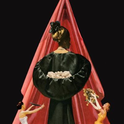 Nadine Boughton—The Modess Women