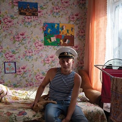 The Photos of Nadia Sablin