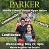 Parker Middle School Virtual Open House @