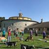 Barnyard Yoga @ Hancock Shaker Village