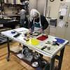 Free Style Monotype Workshop @ Historic Glebe House
