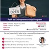 Path to Entrepreneurship Program @