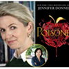 "Hudson Valley YA Society Virtual Book Launch: Jennifer Donnelly, ""Poisoned."" In conversation with Malinda Lo. @"