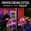 Pumpkin Carving Festival with Funky Pumpkins @ Cortlandt Farm