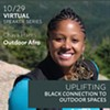 Uplifting Black Connection to Outdoor Spaces with OutdoorAfro & Flying Deer Nature Center @