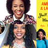"OBLONG ONLINE: Amber Ruffin & Lacey Lamar, ""You'll Never Believe What Happened to Lacey: Crazy Stories About Racism"" @"