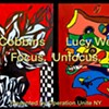 "Art Exhibit - Ifetayo Cobbins & Lucy Welch - ""Focus. Unfocus."" @ Window On Hudson"