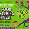 1st Annual Women in Food & Farming Festival @ Stone Ridge Orchard