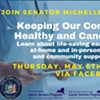 Keeping our Communities Healthy and Cancer-Free with NYS Senator Hinchey @