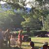Friday Night Radio Woodstock Sunset Session with Elijah Wolf & Hannah Jadagu @ Opus 40