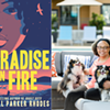 Free Virtual School Visit: Jewell Parker Rhodes, PARADISE ON FIRE @