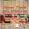 Healthy Orange Farmers Market @ Green Lot