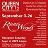 RiverWinds Artists Sail to Poughkeepsie @ Queen City 15