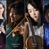 Young Musicians from Carnegie Ensemble Connect at The Stissing Center @ The Stissing Center