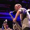 EFW Presents: Christoph Irniger Trio + Michaël Attias @ Howland Cultural Center