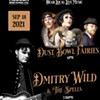 Dust Bowl Faeries & Dmitry Wild, Hudson Brewing Co, Sat. Sept. 18, 6pm @ Hudson Brewing Company