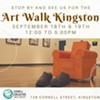 CCAC at Art Walk Kingston @ Cornell Creative Arts Center