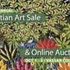 The Vassar Haiti Project's 21st Annual Haitian Art Sale and Online Auction @