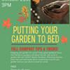 Garden Talk: Putting Your Garden to Bed @