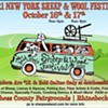 2021 New York State Sheep and Wool Festival | October 16-17 @ Dutchess County Fairgrounds