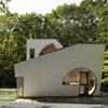 Steven Holl's Ex of IN House Virtual Tour @