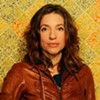 Ani DiFranco at The Towne Crier Cafe