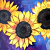 Sip & Paint @ two rivers grille