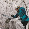 Why Ice Storms Aren't Cool: Forest Service Scientist to Discuss Research on Deadly Winter Storms