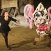 """Faust 3"": Bread & Puppet at Time & Space Limited on April 14"