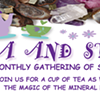 Tea & Stones: A Monthly Gathering of Stone Minds @ Dreaming Goddess