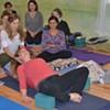 Restorative Yoga Teacher Training @ Good Karma Yoga Studio