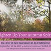Lighten Up Your Autumn Spirit Retreat @ Audrey's Farmhouse