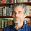 Author Michael Chabon @ Purchase College