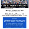 The 3D World of Fazzino @ Museum of Arts & Culture