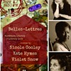 Belles Lettres: Nicole Cooley, Kate Hymes, Violet Snow @ Woodstock Public Library