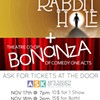 A Night of Comedy One Acts & Rabbit Hole @ Arts Society of Kingston (ASK)